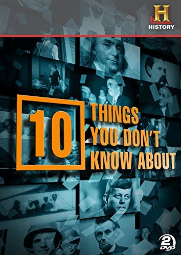 10 Things You Don't Know About 10 Things You Don't Know About Season 1 Nr 2 DVD