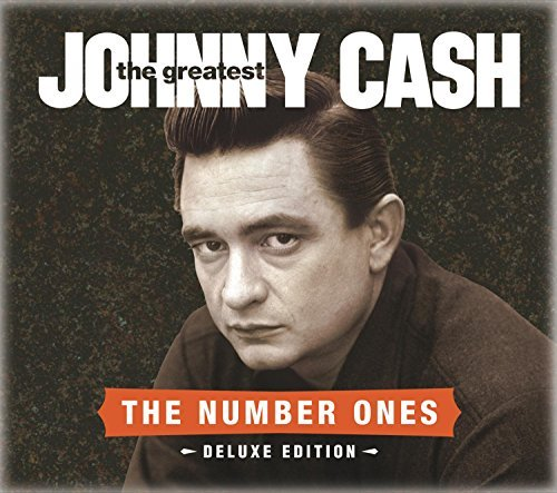 Johnny Cash Greatest The Number Ones Deluxe Ed. Incl. DVD