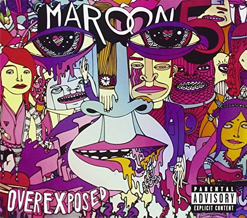 Maroon 5 Overexposed Explicit Version