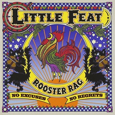 Little Feat Rooster Rag