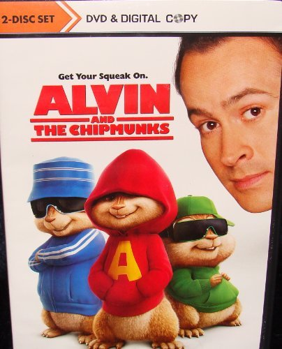 Alvin & The Chipmunks Alvin & The Chipmunks 2 Disc Set