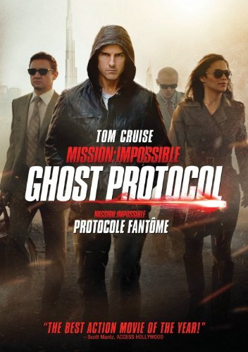 Mission Impossible Ghost Protocol Cruise Renner Pegg Patton