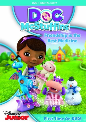 Doc Mcstuffins Friendship Is The Best Medicine DVD Nr
