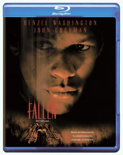 Fallen Washington Sutherland Goodman Blu Ray Ws R