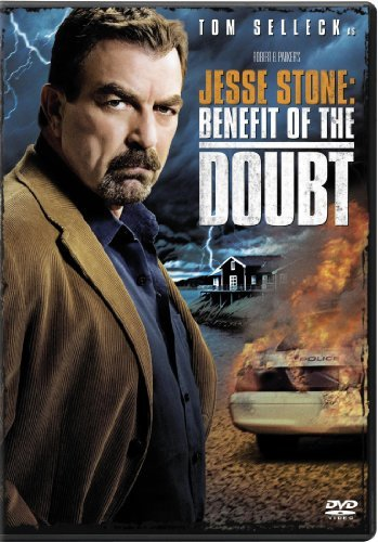 Jesse Stone Benefit Of The Doubt Tom Selleck DVD Nr Ws