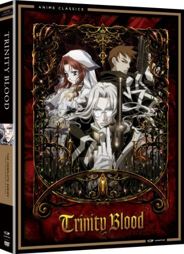 Trinity Blood Complete Series Classic Ws Tvma 4 DVD