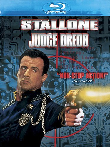 Judge Dredd Stallone Assante Blu Ray Ws Stallone Assante