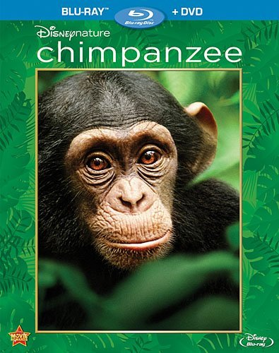 Disneynature Chimpanzee Blu Ray DVD G Ws