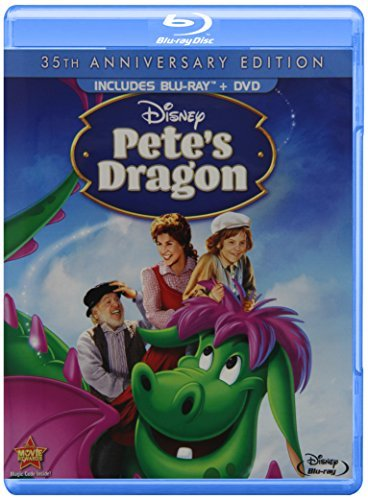 Pete's Dragon Disney Blu Ray DVD G