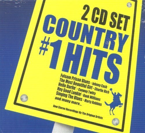 Country #1 Hits Country #1 Hits 2 CD Set
