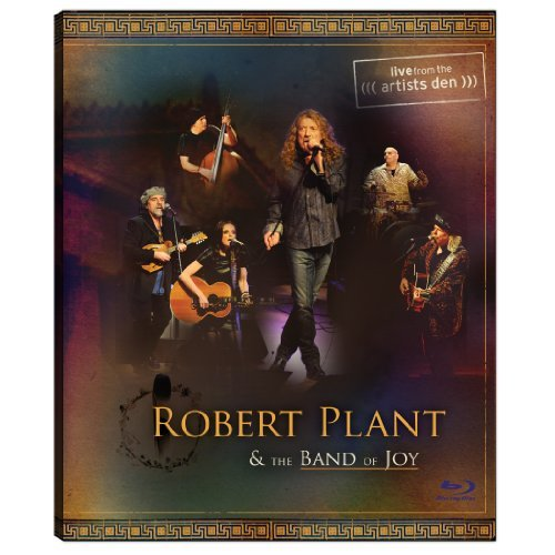 Plant Robert & The Band Of Joy Live From The Artists Den Live From The Artists Den