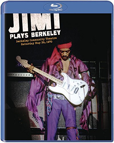Jimi Hendrix Jimi Plays Berkeley Blu Ray Ws