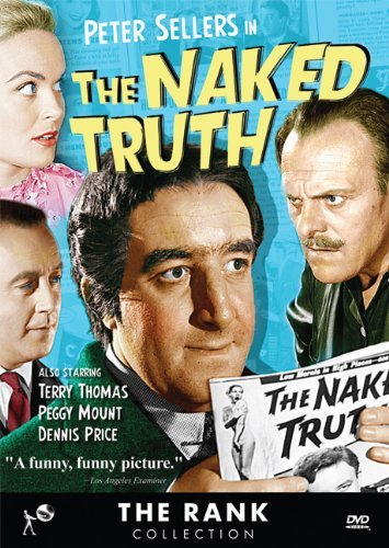 Naked Truth (aka Your Past Is Thomas Sellers Mount Nr