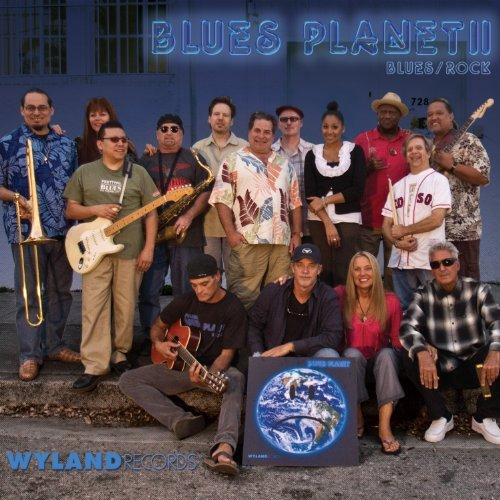 Wyland Blues Planet Band Blues Planet 2