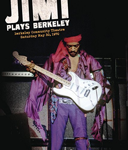 Jimi Hendrix Jimi Plays Berkeley Jimi Plays Berkeley