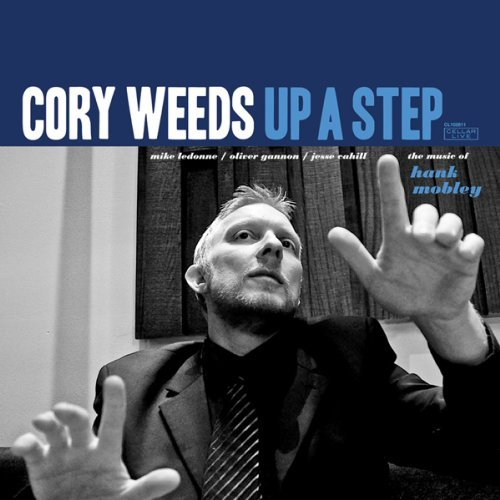 Cory Weeds Up A Step