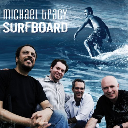 Mike Tracy Surfboard