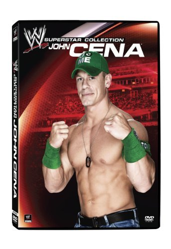 Wwe Superstar Collection John Cena DVD Tvpg