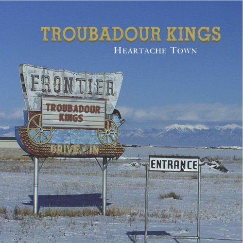 Troubadour Kings Heartache Town 180gmm Vinyl Incl. Download
