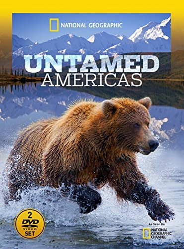 Untamed Americas National Geographic Nr 2 DVD