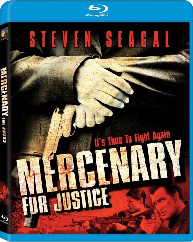 Mercenary For Justice Seagal Steven Blu Ray Ws R