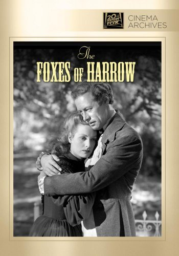 Foxes Of Harrow Foxes Of Harrow DVD Mod This Item Is Made On Demand Could Take 2 3 Weeks For Delivery