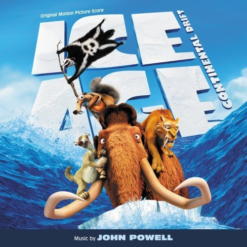 John Powell Ice Age Continental Drift Music By John Powell