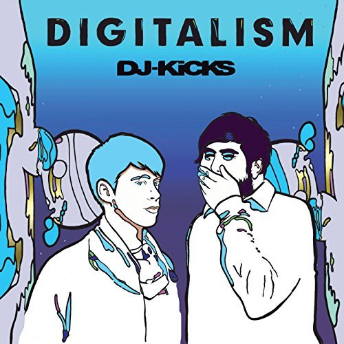 Digitalism Dj Kicks 2 Lp Gatefold