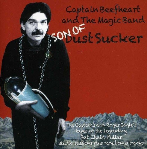 Captain Beefheart Son Of A Dust Sucker (tapes Ba Import Gbr