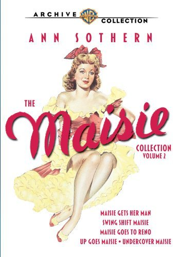 Maisie Collection Volume 2 Maisie Collection DVD Mod This Item Is Made On Demand Could Take 2 3 Weeks For Delivery