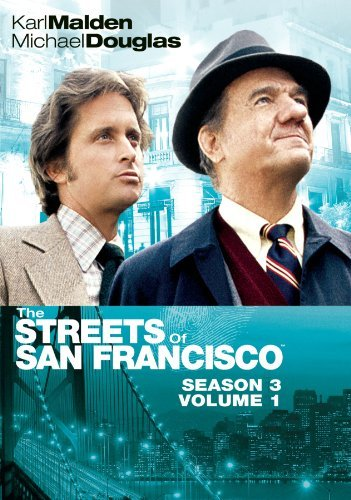 Streets Of San Francisco Season 3 Vol. 1 Nr 3 DVD