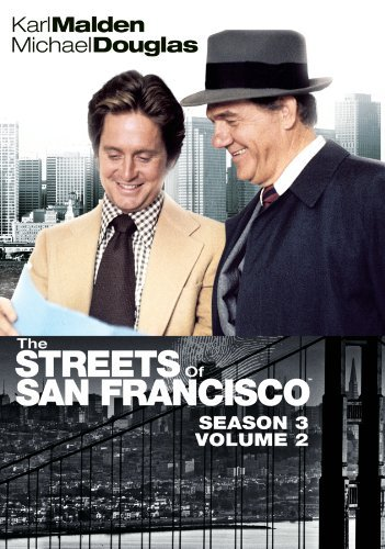 Streets Of San Francisco Season 3 Vol. 2 Nr 3 DVD
