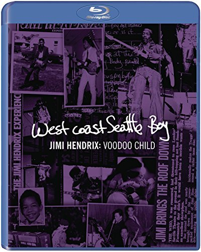 Jimi Hendrix Voodoo Child Blu Ray Ws
