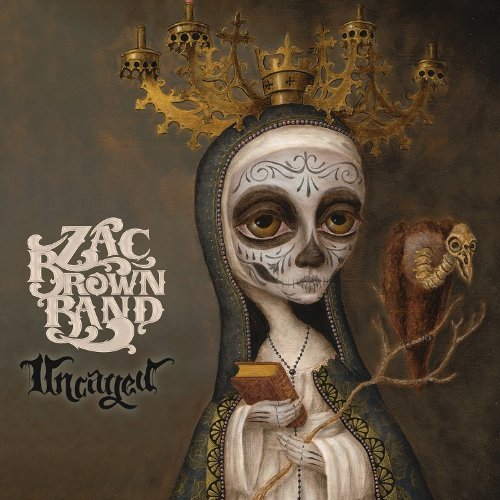 Zac Band Brown Uncaged