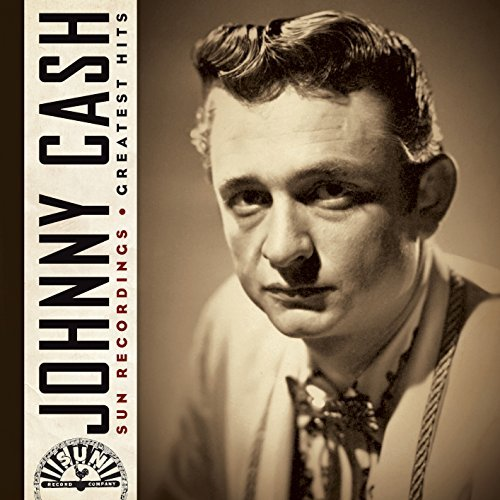 Johnny Cash Sun Recordings Greatest Hits
