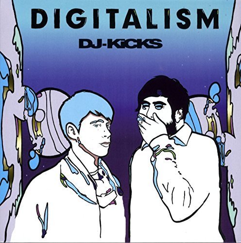 Digitalism Dj Kicks Digipak