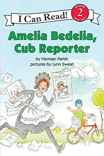 Herman Parish Amelia Bedelia Cub Reporter The Collapse Of Everything