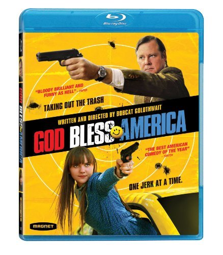 God Bless America Murray Barr Smith Blu Ray Ws R