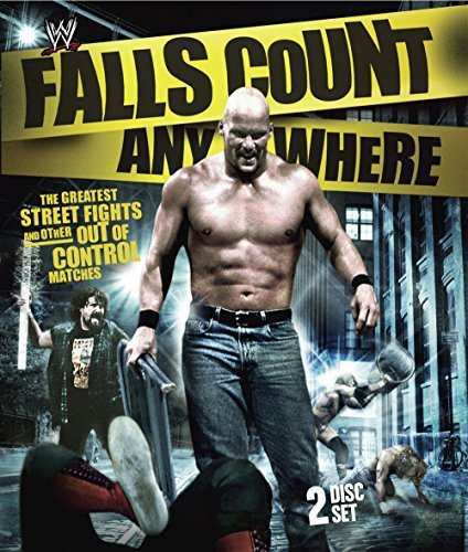 Falls Count Anywhere Matches Wwe Tvpg 2 Br
