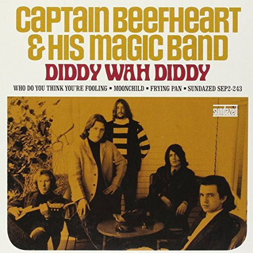 Captain Beefheart Diddy Wah Diddy Who Do You Thi 7 Inch Single