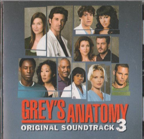 Grey's Anatomy Original Soundtrack Vol. 3