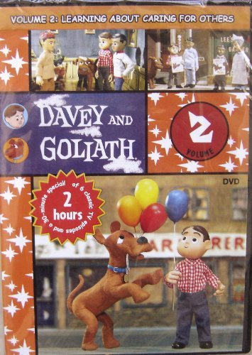 Davey & Goliath Vol. 2 Learning About Caring
