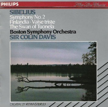 Sibelius J. Sym 2 Finlandia The Swan Of Tuo