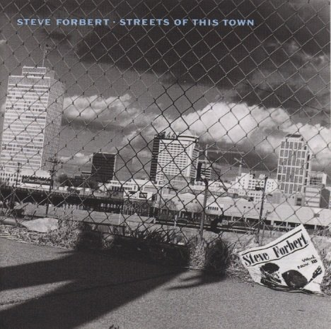 Forbert Steve Streets Of This Town