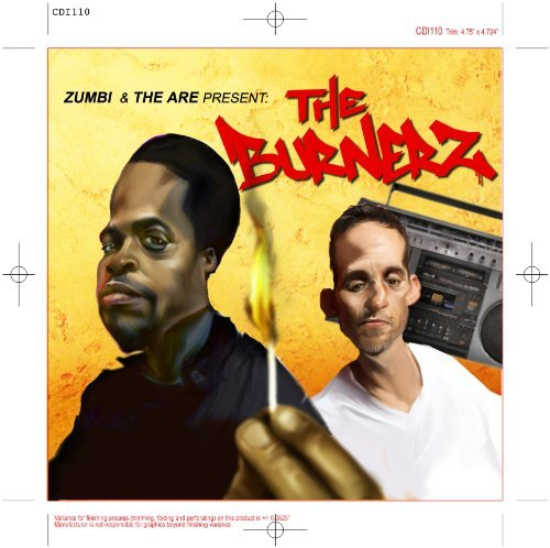 Burnerz Zumbi & The Are Present The Bu