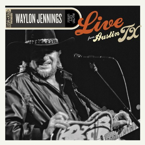 Waylon Jennings Live From Austin Tx 2 Lp