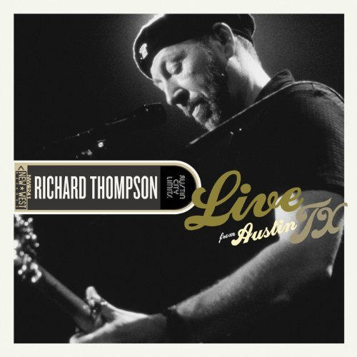 Richard Thompson Live From Austin Tx 2 Lp
