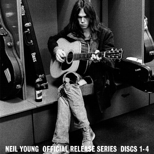 Neil Young Official Release Series Discs Import Gbr 4 CD