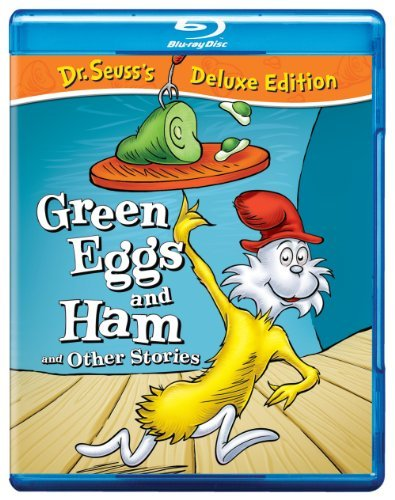Dr. Seuss Green Eggs & Ham & Other Stories Dr. Seuss Green Eggs & Ham & Other Stories Blu Ray Ws Nr Incl. DVD