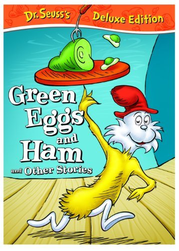 Dr. Seuss Green Eggs & Ham & Other Stories Dr. Seuss Green Eggs & Ham & Other Stories Ws Deluxe Ed. Nr
